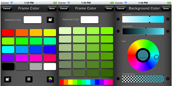 Neovera Colorpicker