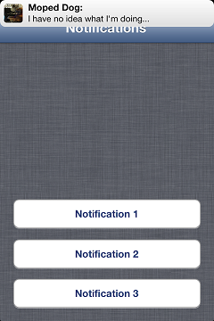 MPNotificationView