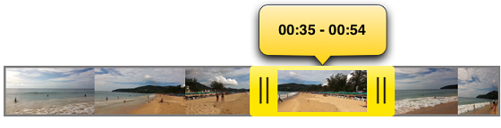 Video Range Slider