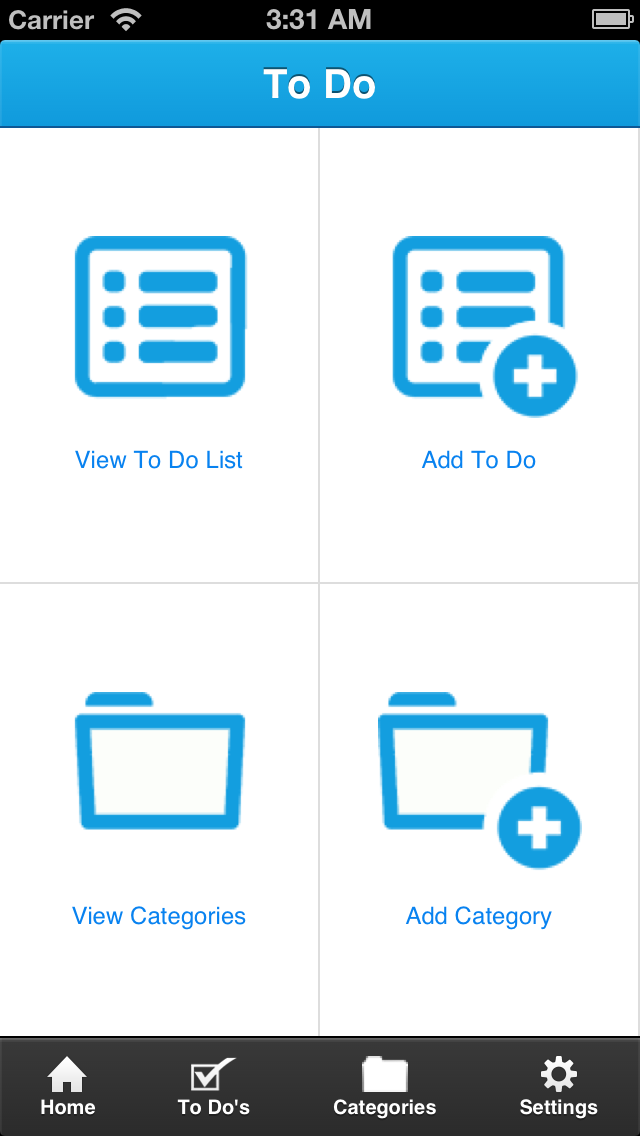 Example: A To-Do List App Using HTML/Javascript And The Free ...